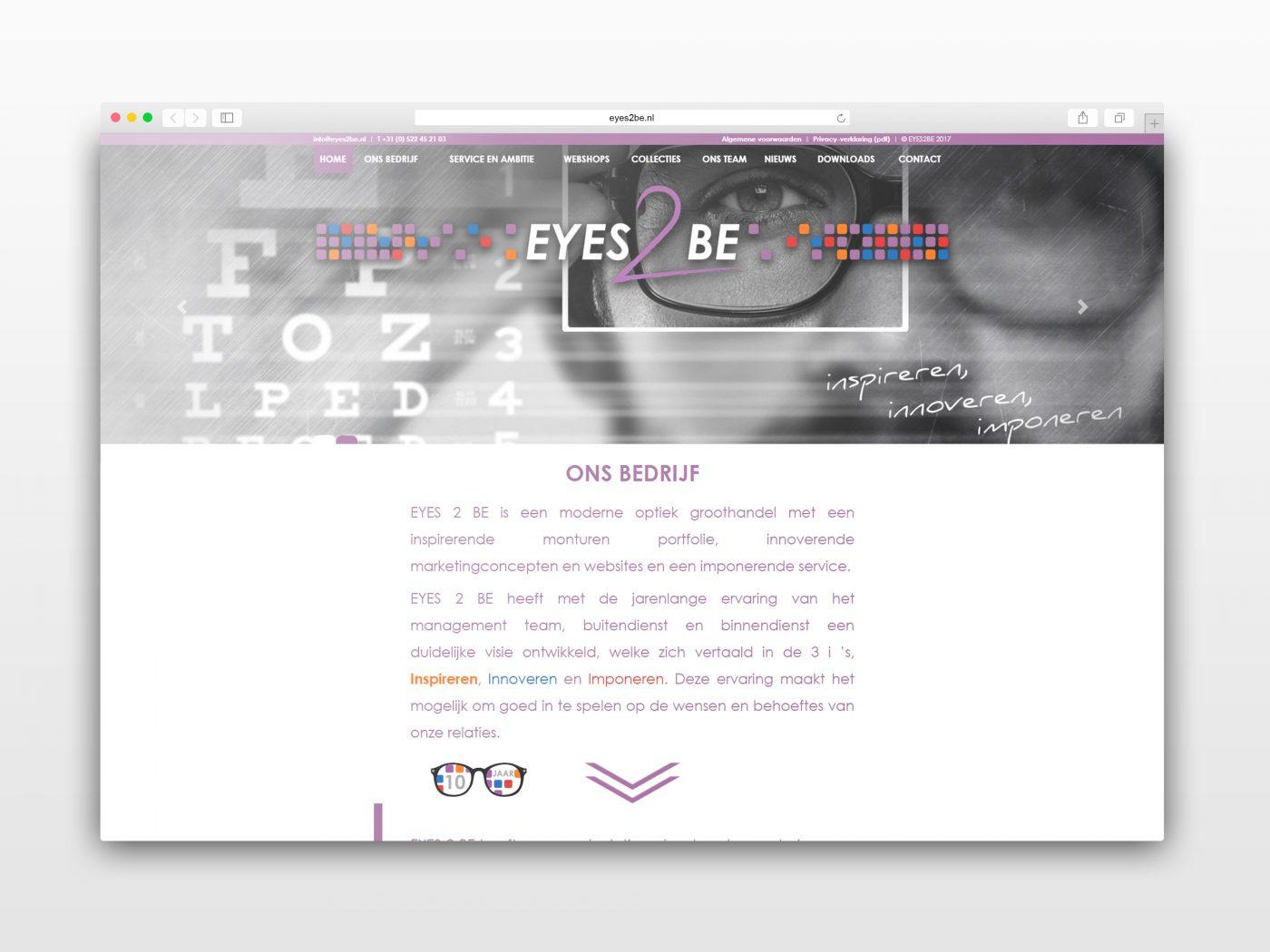 Eyes2be