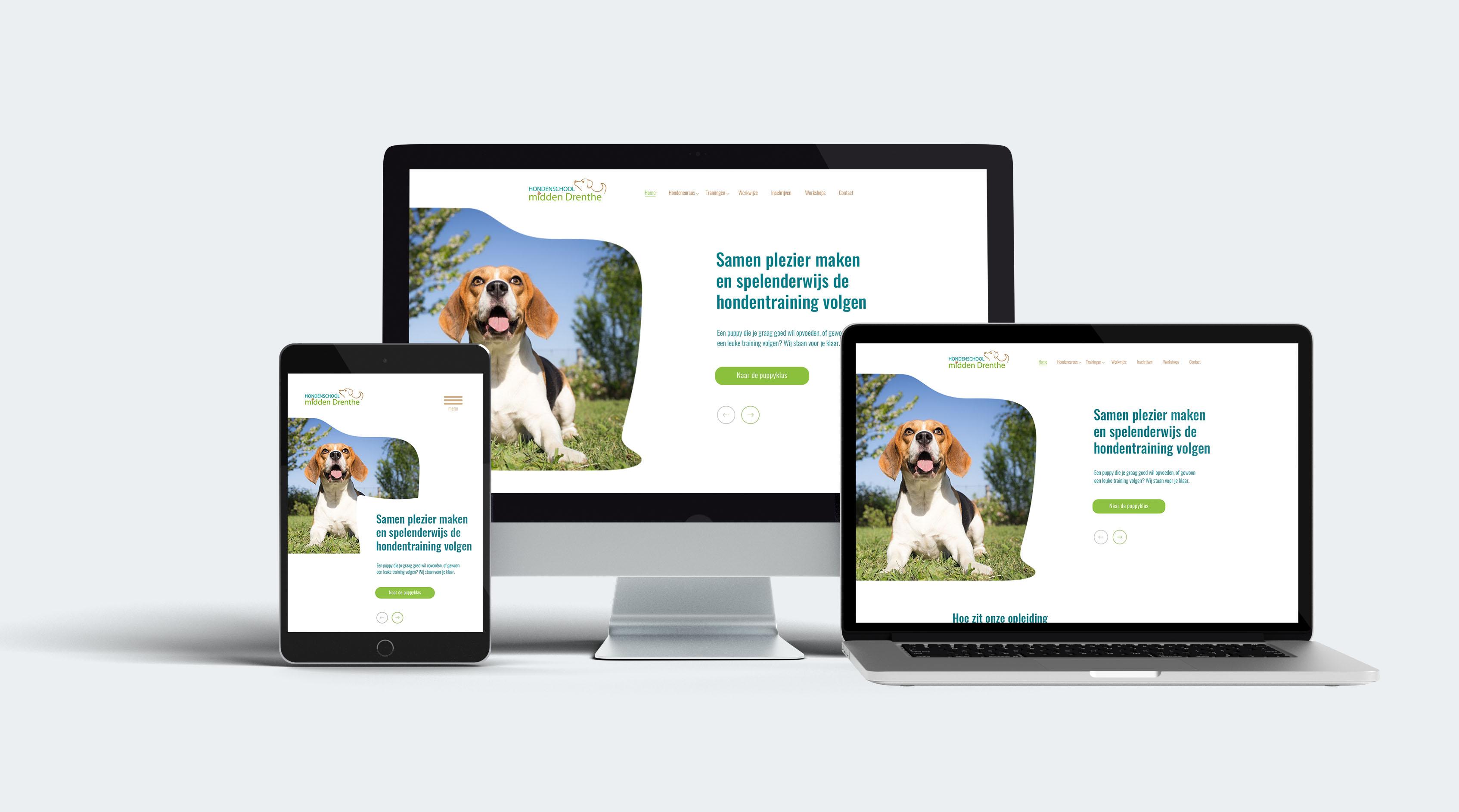 Hondenschool Midden Drenthe